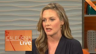 Alicia Silverstone On Her Fight For Women's Health | California Live | NBCLA