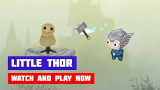 Little Thor · Game · Gameplay