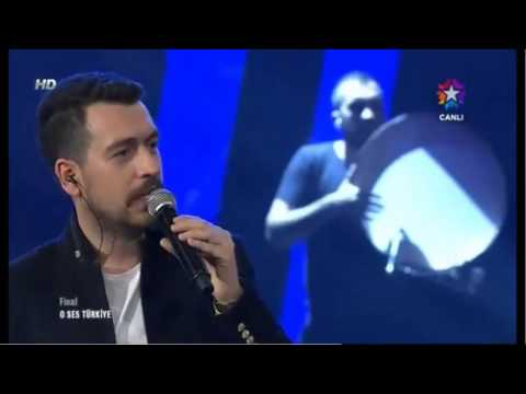 Abdullah Civliz Bahçe Duvarından Aştım - O Ses Türkiye HD