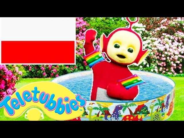 ☆ Teletubisie Po Polsku ☆ 53 DOBRA JAKOŚĆ (Pełny odcinek) ☆ Bajki dla dzieci
