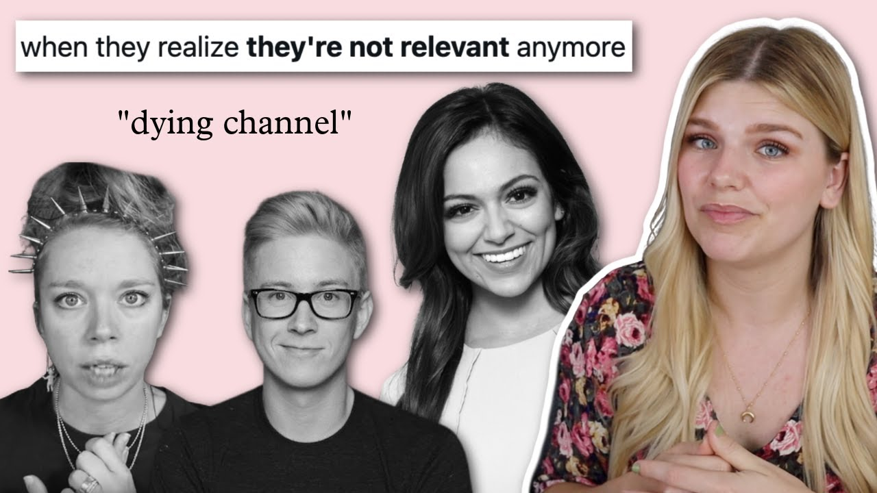 You're Not Relevant Anymore: what happens when youtubers pass their peak? | Internet Analysis