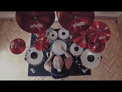 Mike Terrana - The Omen