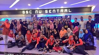FAN Movie Day Out with Malaysian SRKIANS | SRK UNIVERSE MALAYSIA