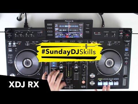 Pioneer XDJ RX - House Performance Mix - #SundayDJSkills