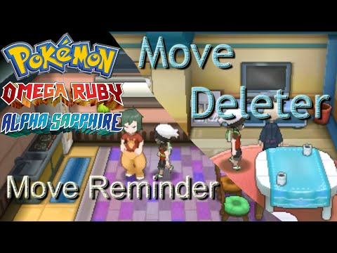 Move Deleter And Move Reminder Oras Youtube