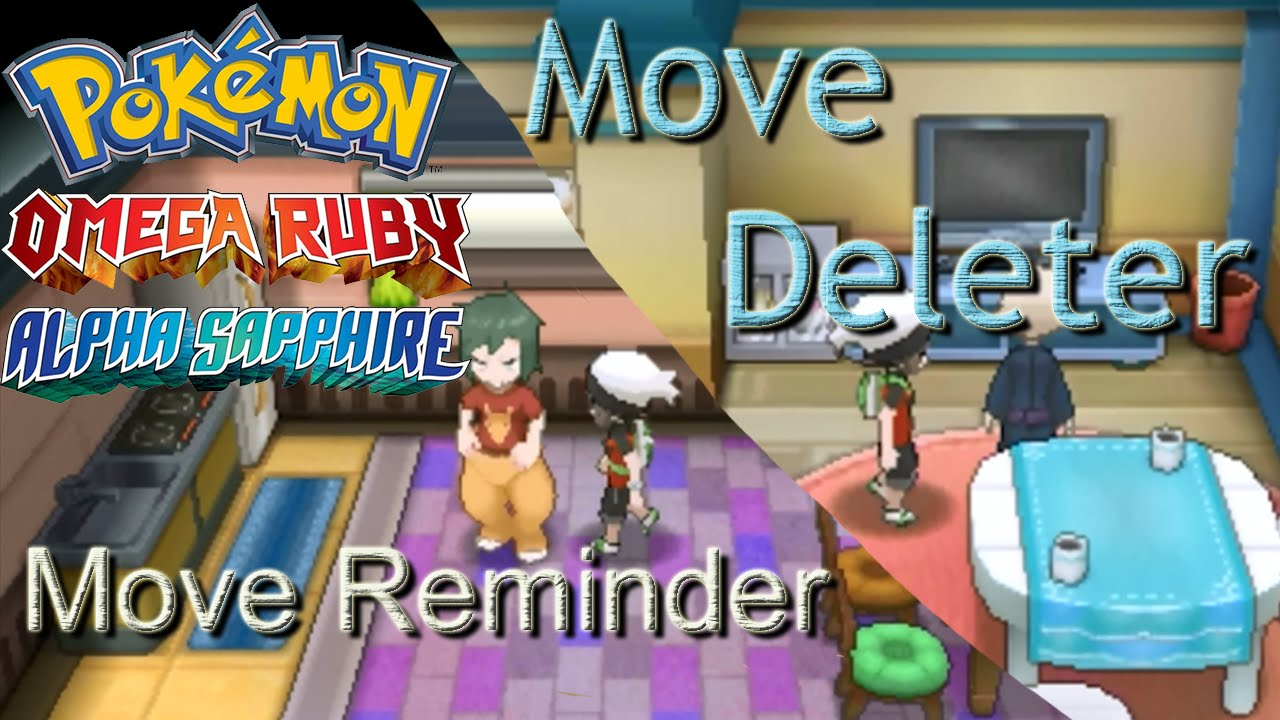 how to move boulders in pokemon ruby