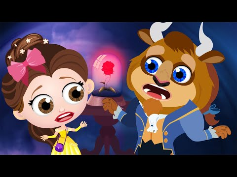 Beauty & The Beast  Full Story In English   Fairy Tales For Children   Bedtime Stories For Kids