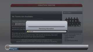 FIFA 13 How To - Creation Centre