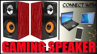 Quantum qhm 630 Multimedia Speaker Best Speaker For PC amp Laptop