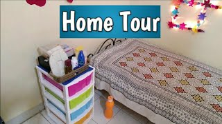 My Small 1BHK Home Tour || Rented 1BHK Flat Tour || Rented House Pune