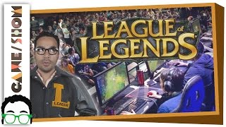 Should League of Legends Be a High School Sport?  | Game/Show | PBS Digital Studios