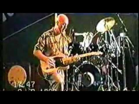 Micky Gee, Martin Ace and Terry Williams  - The Racketeers Live - Oh Carol Chuck Berry