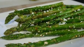 A Quick & Tasty Asparagus Recipe.