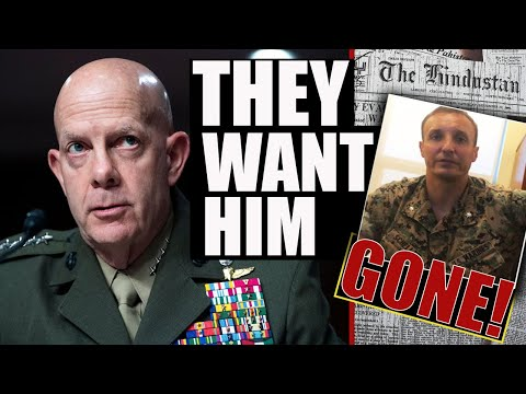 US Marine Officer Goes HEAD-TO-HEAD With COMMANDANT Of The Marines?! (Whiskey Tango Foxtrot?!)
