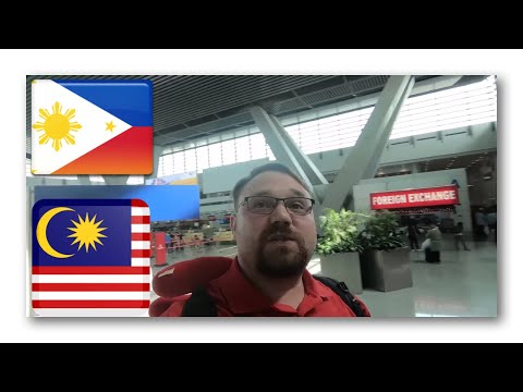 1 day in Kuala Lumpur Malaysia [Part 1] From MNL to KLIA #StoryVlog