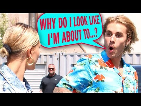 EXCLUSIVE - Justin Bieber Is Worried Something In This Video Looks WRONG!