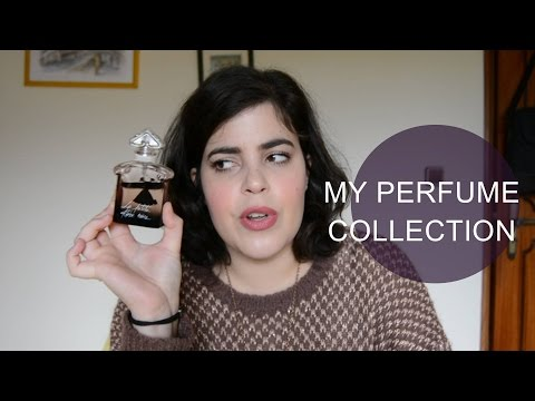 My Perfume Collection - EN