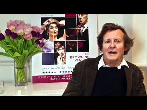 Interview: South Downs/The Browning Version - Harold Pinter Theatre, 2012 - ATG Tickets