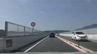 【4K 車載】京奈和道 橿原高田IC→和歌山JCT