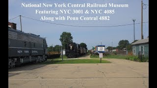 National New York Central Railroad Museum