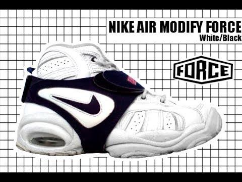 Nike Air Modify Force in NBA 2k18
