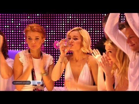 Евровидение 2015 Россия лидирует Полина пьет сок