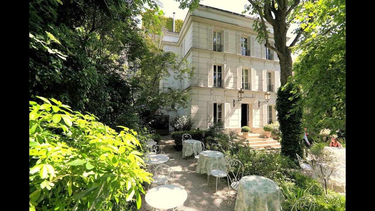 Hotel Montmartre Paris France