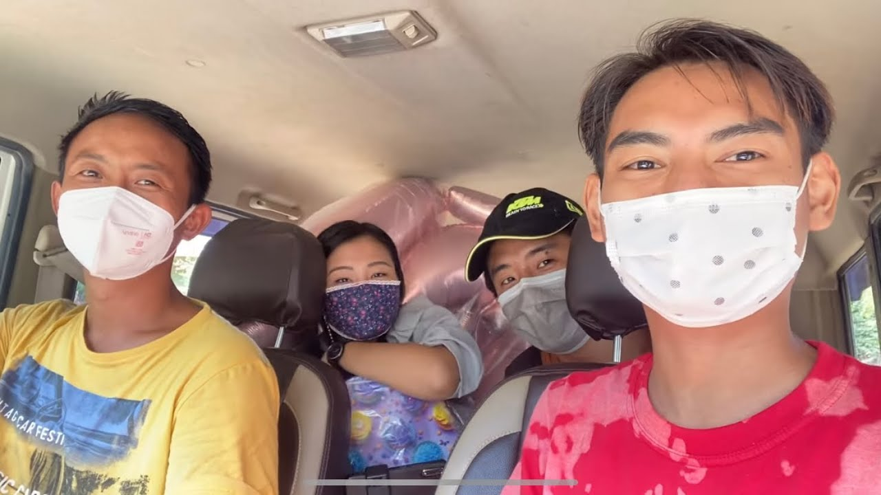 Hired a cab in Dimapur town 😍