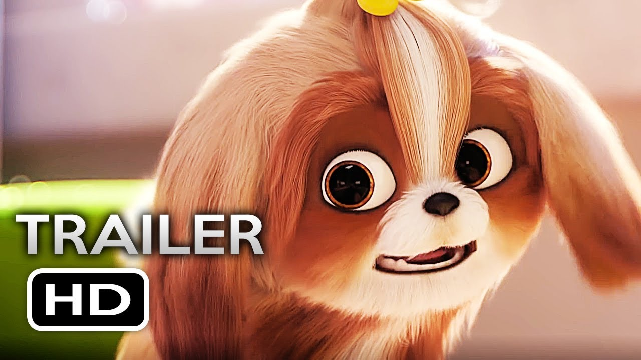 The Secret Life Of Pets 2 Official Teaser Trailer 4 2019 Animated Movie Hd