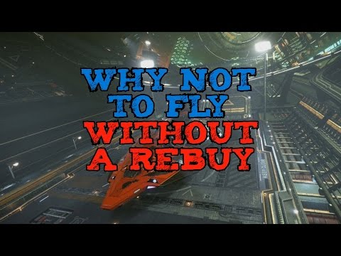 Why not to fly without a rebuy PvP - Elite Dangerous