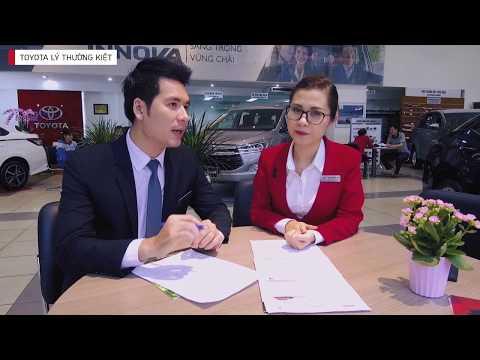 [Hướng Dẫn] Mua Xe Toyota Trả Góp Nhanh Chóng - Phí đầu Tư Thấp