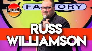 Russ Williamson | Chicago Winters & Elections | Laugh Factory Chicago Stand Up Comedy