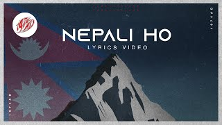 1974 AD - Nepali Ho (Audio/Lyrics)
