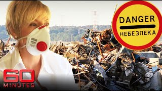 Ground zero at Fukushima nuclear power plant | 60 Minutes Australia