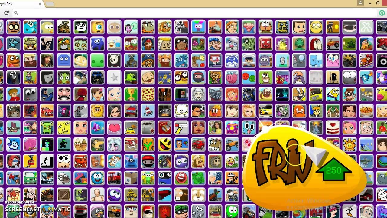 Friv - Jugando Juegos Friv 1