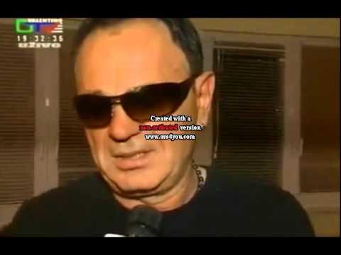 Mile Kitić - Diskoteka Galaxis / TV Valentino intervju