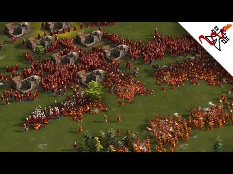 Cossacks 3 - 2v2v2 THE GREAT CONFRONTATION | Multiplayer Gameplay