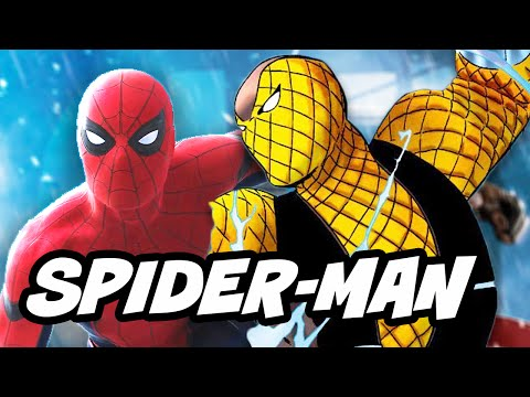 Spider Man Homecoming vs Shocker Breakdown