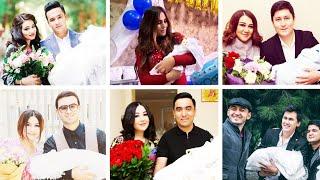 2019 йилда фарзандли булган Узбек санъаткорлари