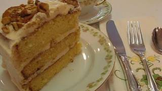 Betty's Dreamy Italian Cream Cake
