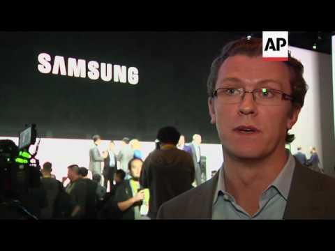 Samsung shows off next generation of smart fridges