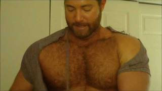 TLocke Shirt Ripping Hulk out and Tight Shirt Flex