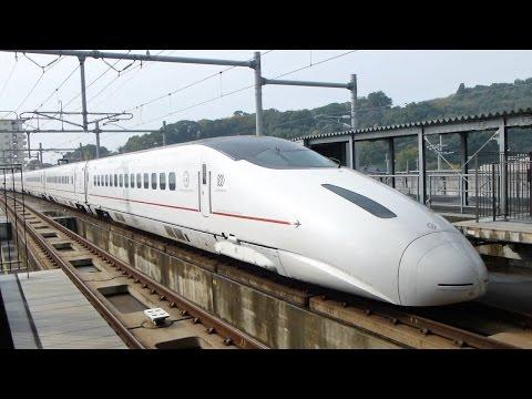 九州新幹線 Japan Trains: Kyushu, Shinkansen at Kumamoto
