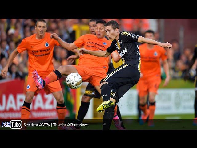 2014-2015 - Jupiler Pro League - 11. Sporting Lokeren - Club Brugge 1-3