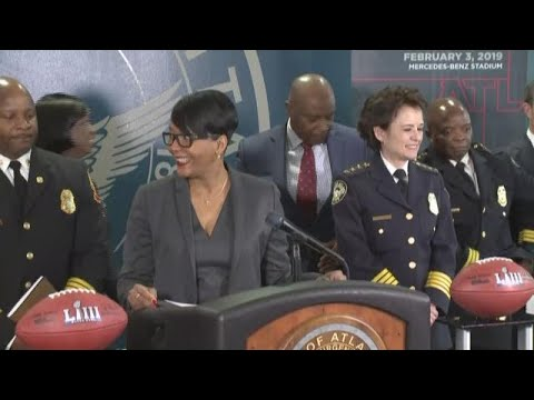 'It was a joke;' Atlanta Mayor welcomes Saints fans