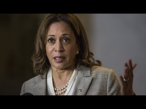 Harris: 'We cannot possibly move forward' with Kavanaugh hearing