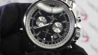 Часы Jacques Lemans 1-1117 с хронографом. Обзор