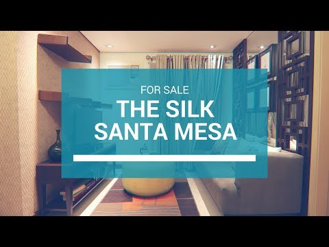 The Silk Residences by Data Land - Santa Mesa, Manila