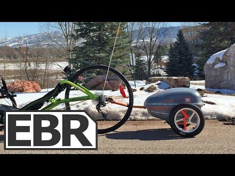 Ridekick Power Trailer Video Review