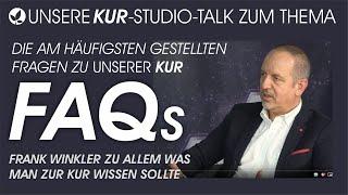 UNSERE KUR - DIE AM HÄUFIGSTEN GESTELLTEN FRAGEN (2020) | FRANK WINKLER